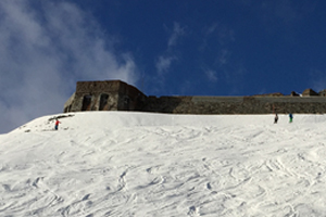 Napoleonic Fort San Bernardo