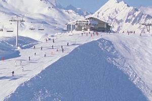 La Rosiere Skiing