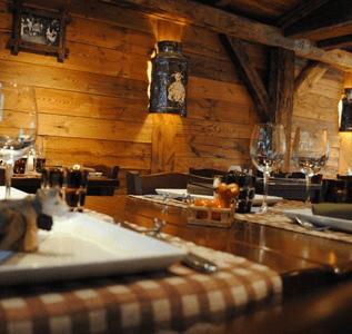 la poya fine dining in chatel
