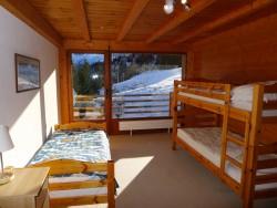 Sundance 8 Bedroom 2, Les Crosets