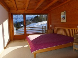 Sundance 8 Bedroom 1, Les Crosets