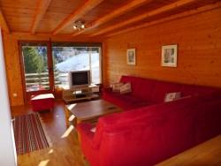 Sundance 8 Living Room, Les Crosets