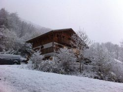 Chalet Bernadine - Alpine Action Adventures - St Jean D'aulps