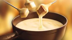 Cheese Fondue!