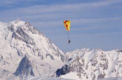 Paragliding - Courchevel
