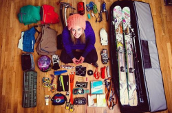 Packing all the essentials for your skiing holiday!