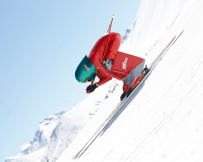 Control Your Speed - Ski Way Code