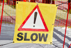 Respect for Signs and Markings - Ski Way Code