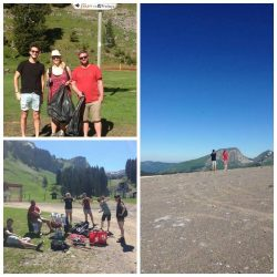 Mountain Clean Up - Avoriaz