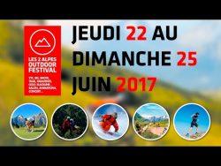 Les Deux Alpes - Outdoors Festival