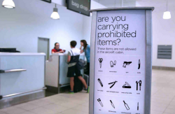 airport prohibited items
