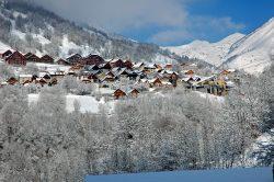 Vaujany Village - Alpe d'huez