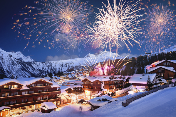 Ski in the New Year - Courchevel