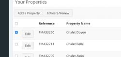 ChaletFinder - Adding images