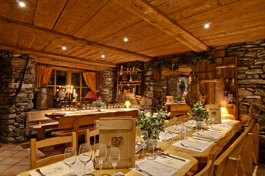 Inside L'Armailly, Tignes