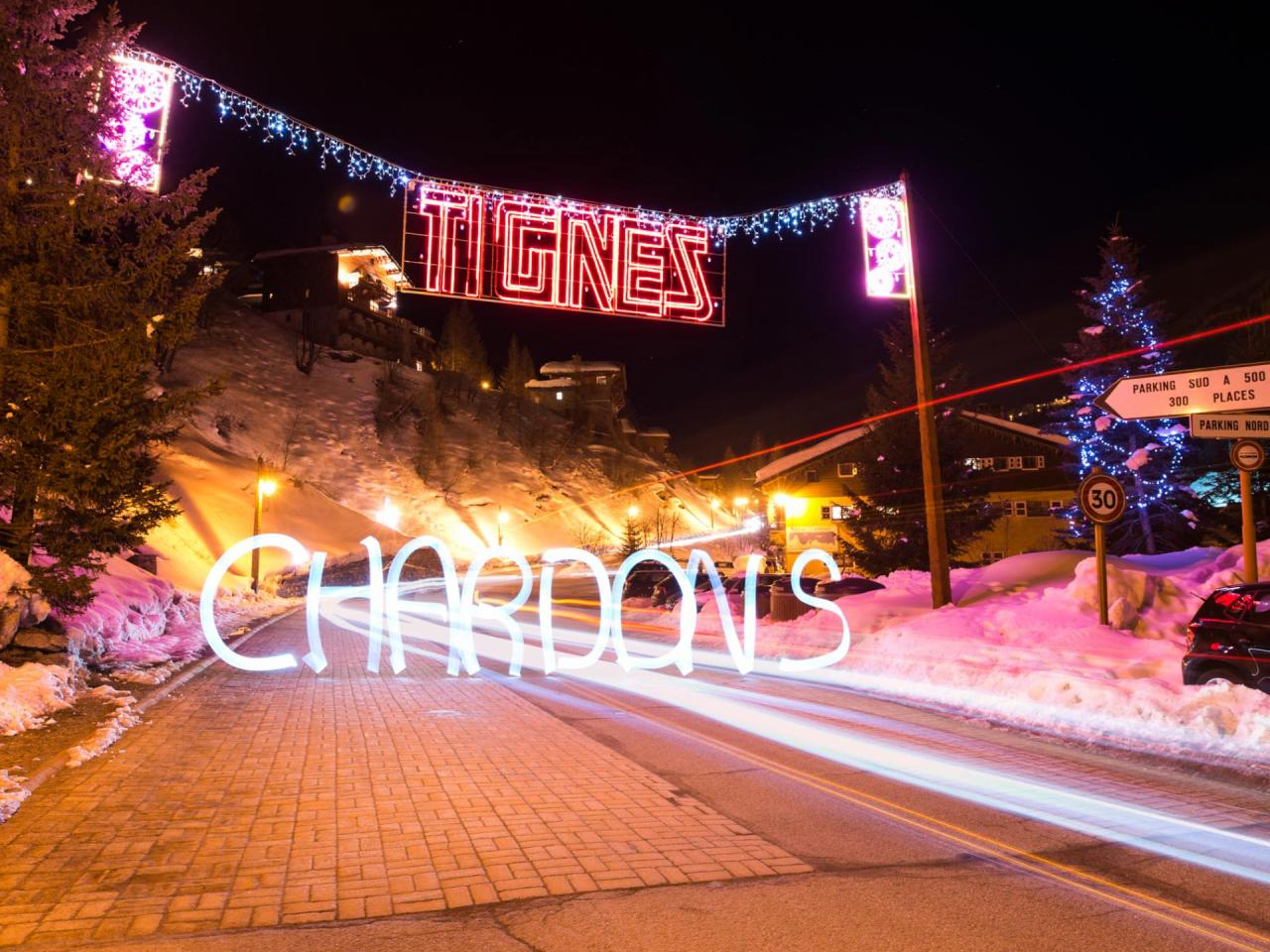 Welcome to Tignes by Chardons