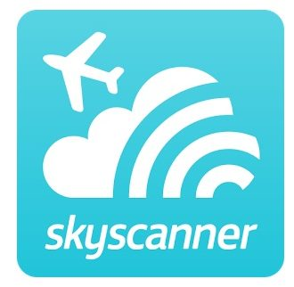 Skyscanner check flights to helps save money when booking your summer chalet break