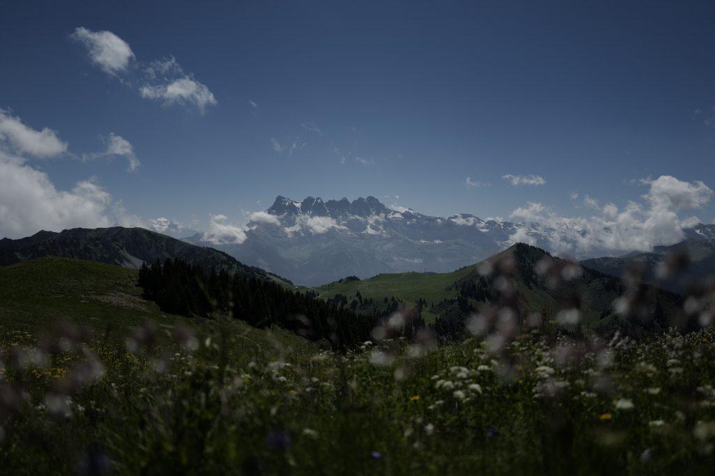 Chatel Mountain resort