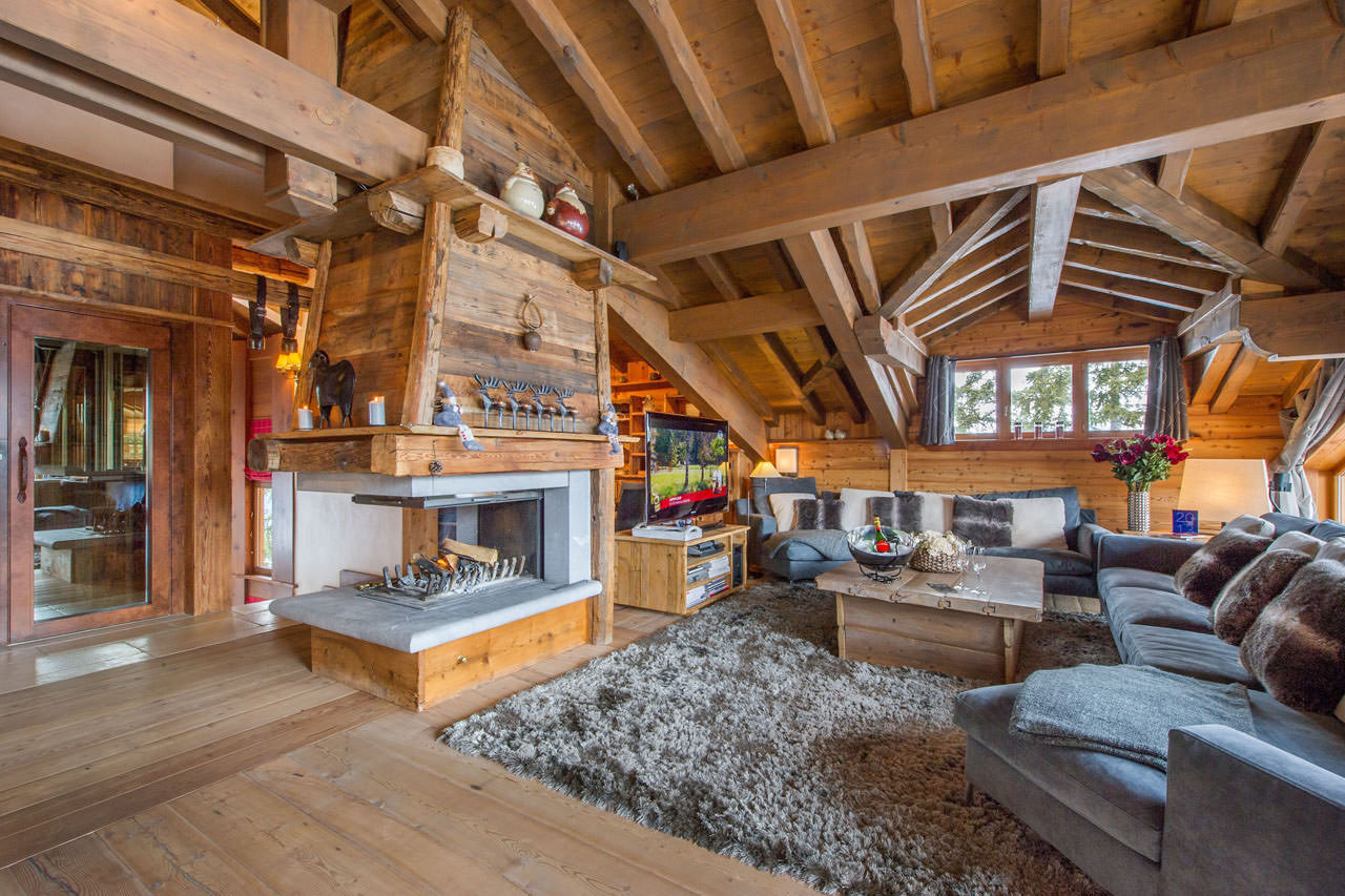 Stunning ski chalets. A ski chalet to match all tastes and budgets
