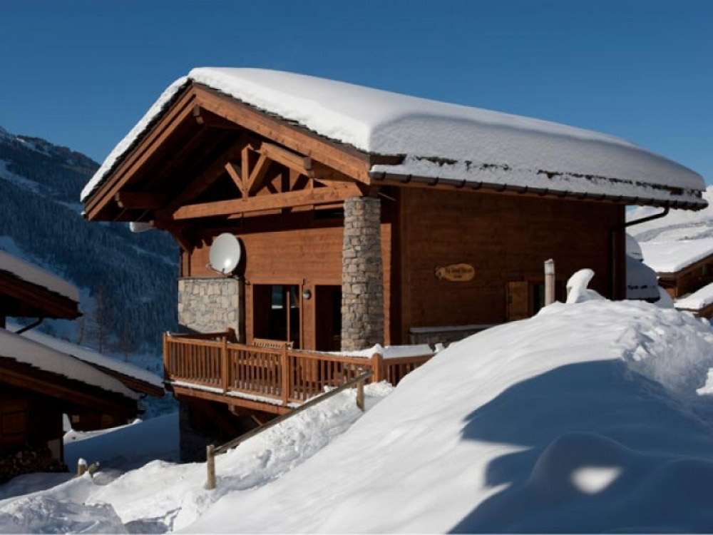 The Great Escape in Sainte Foy sleeps up to 14