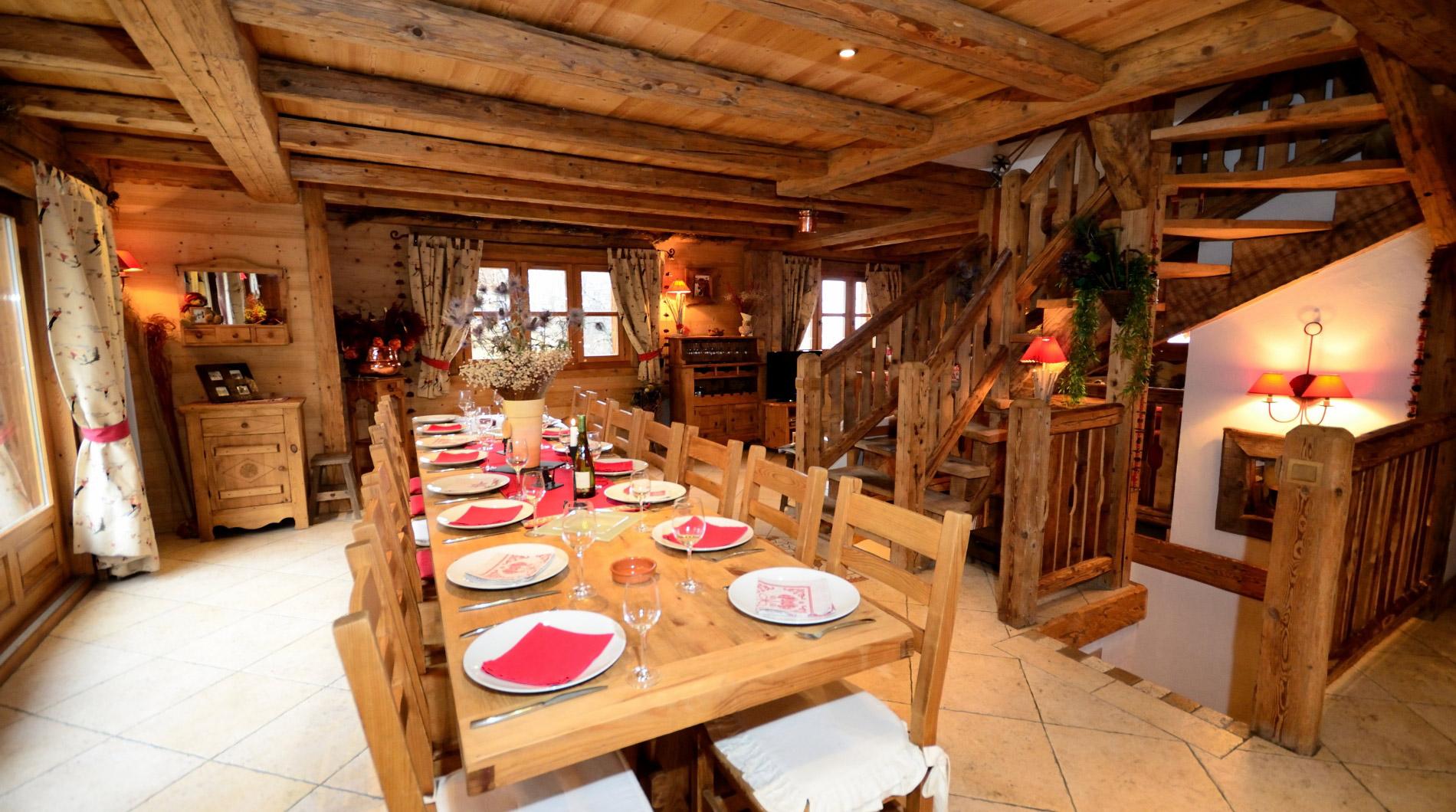 Chalet Jardin d\'Angele, Courchevel 1300 (Le Praz), Three Valleys Ski ...