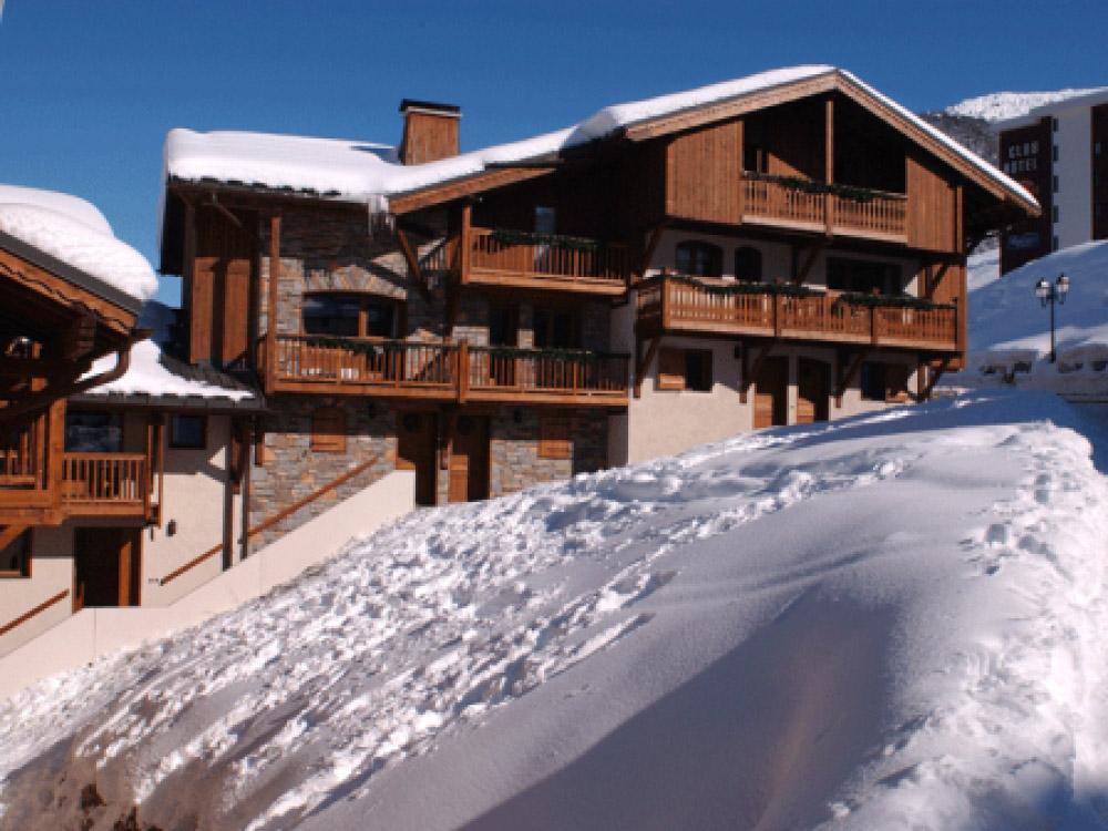 Chalet Emily Courchevel 1650 Moriond Three Valleys Ski